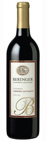Beringer Vineyards Cabernet Sauvignon California Collection